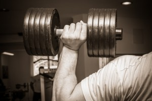 lifting weights for CF