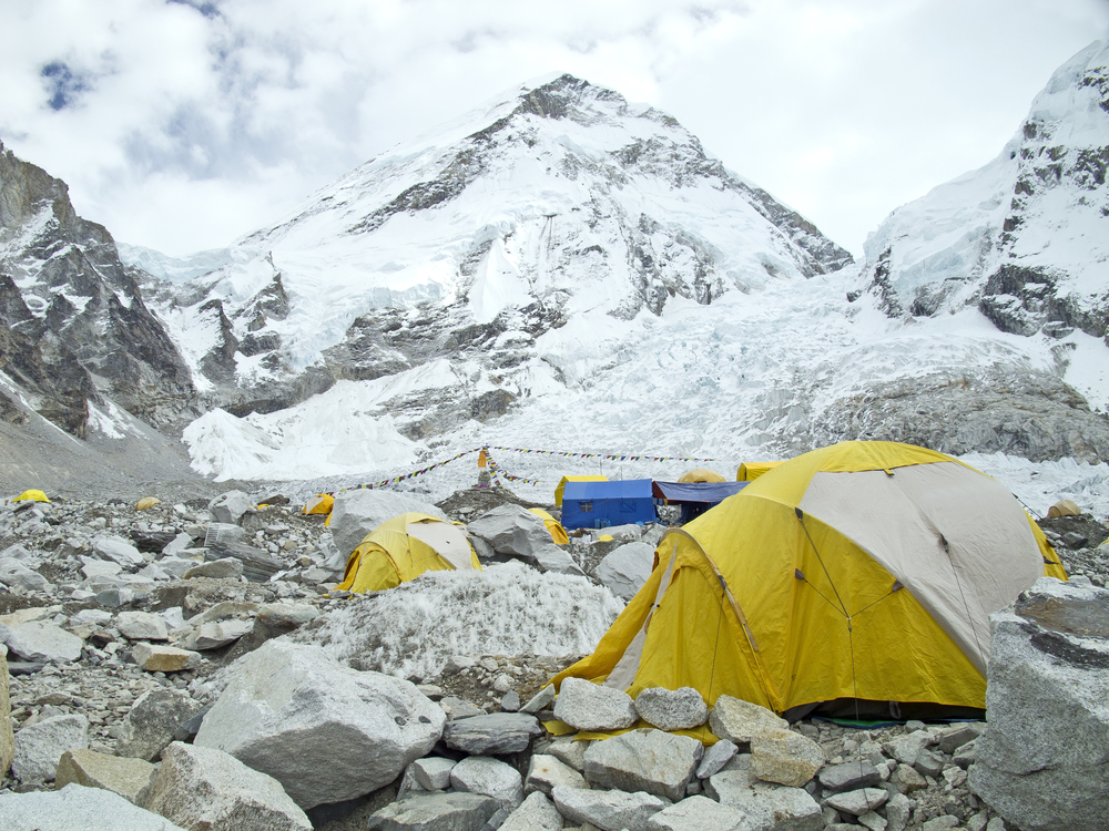 "UPDATE: Mount Everest Climber With Cystic Fibrosis ""OK,"" Returning Home After Earthquake Severely Damages Base Camp"
