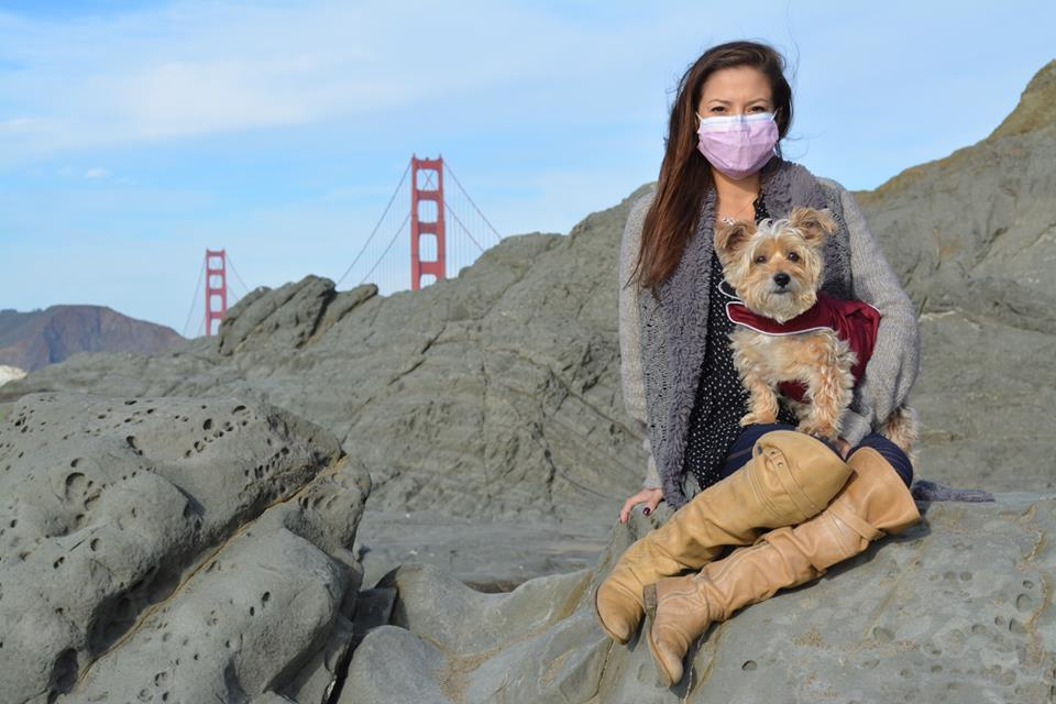 Artist With CF, Caleigh Haber, Fights to Breathe, Advocates For Lung Donor Awareness