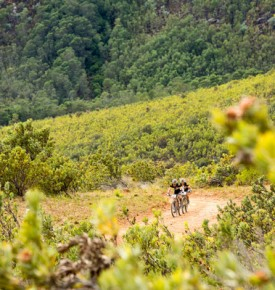 Cystic Fibrosis Patient Completes Gruelling South Africa Bike Race