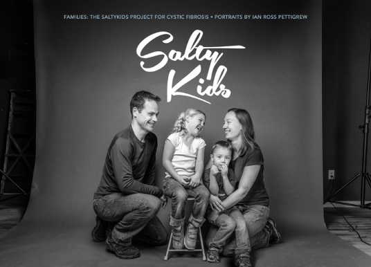 'Salty Kids' to Capture Challenges of Children and Families Living with Cystic Fibrosis