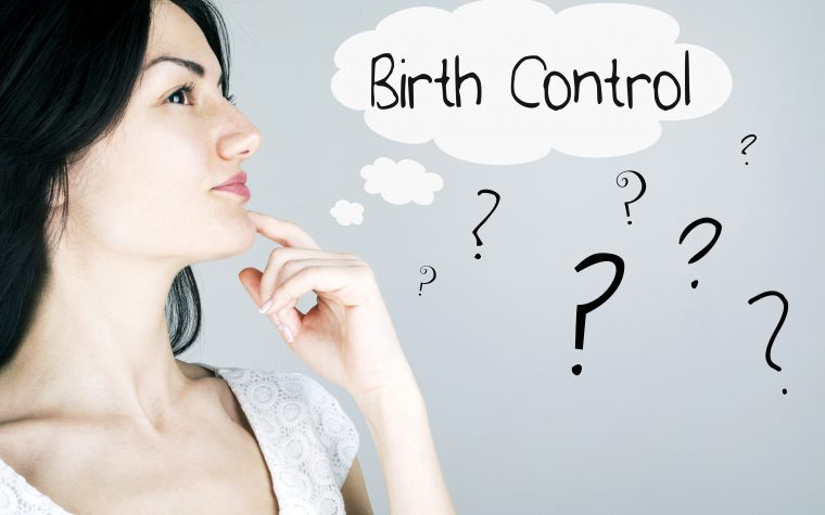 birth control in CF women