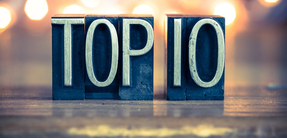 Top 10 Cystic Fibrosis Articles of 2016