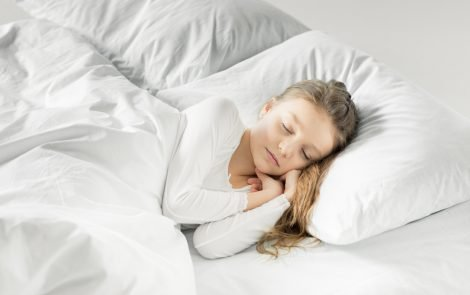 Cystic Fibrosis May Interfere With Children's Sleep, Study Reports