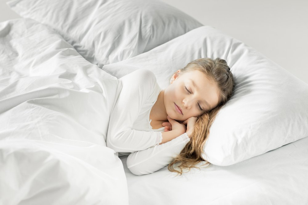 children with cystic fibrosis get less sleep than other